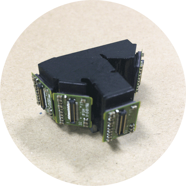4K 4-Panel (RGB+IR) Compatible Camera Module