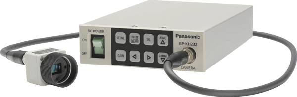 High-Vision Remote 3CCD