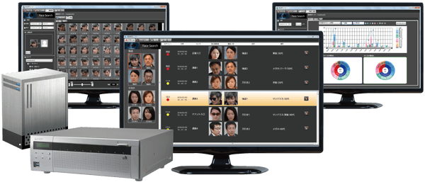 FacePRO Deep, Learning Facial Recognition System Software