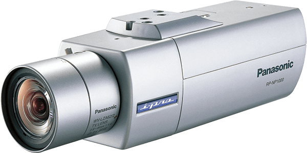 i-PRO Camera